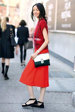フェイフェイ・サン/モデル 『VOGUE』のカバーを飾ったアジア人モデル。