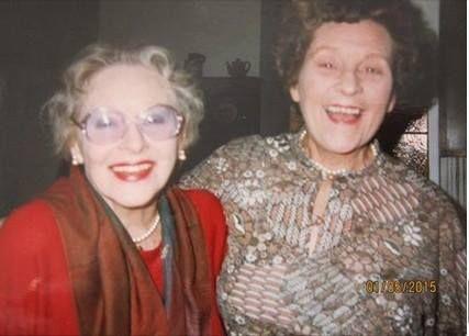 Anne Ziegler and Doris Boulton, South Africa (1985)