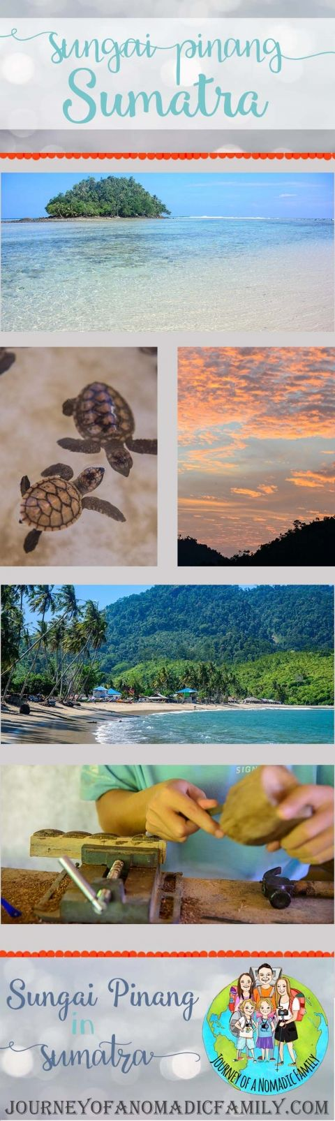 Here are just a few reasons as to why you should visit Sungai Pinang in Western Sumatra