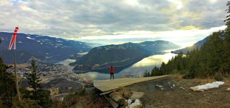 Sicamous sights that will leave you hanging