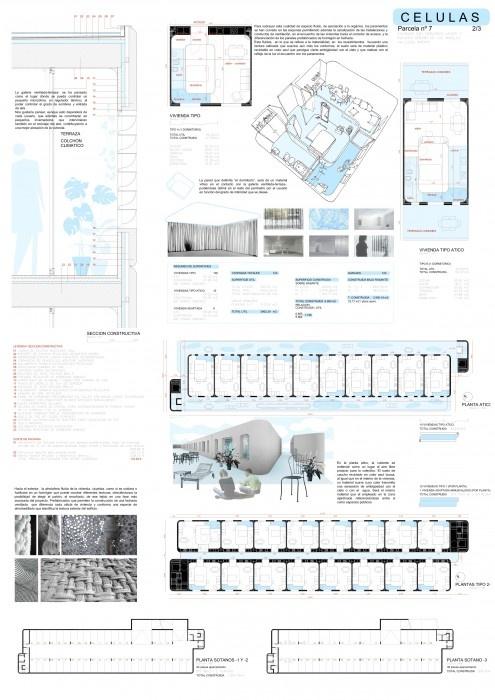 Primer Lugar Concurso de 122 Viviendas de Alquiler para Jóvenes / DJarquitectura | Plataforma Arquitectura