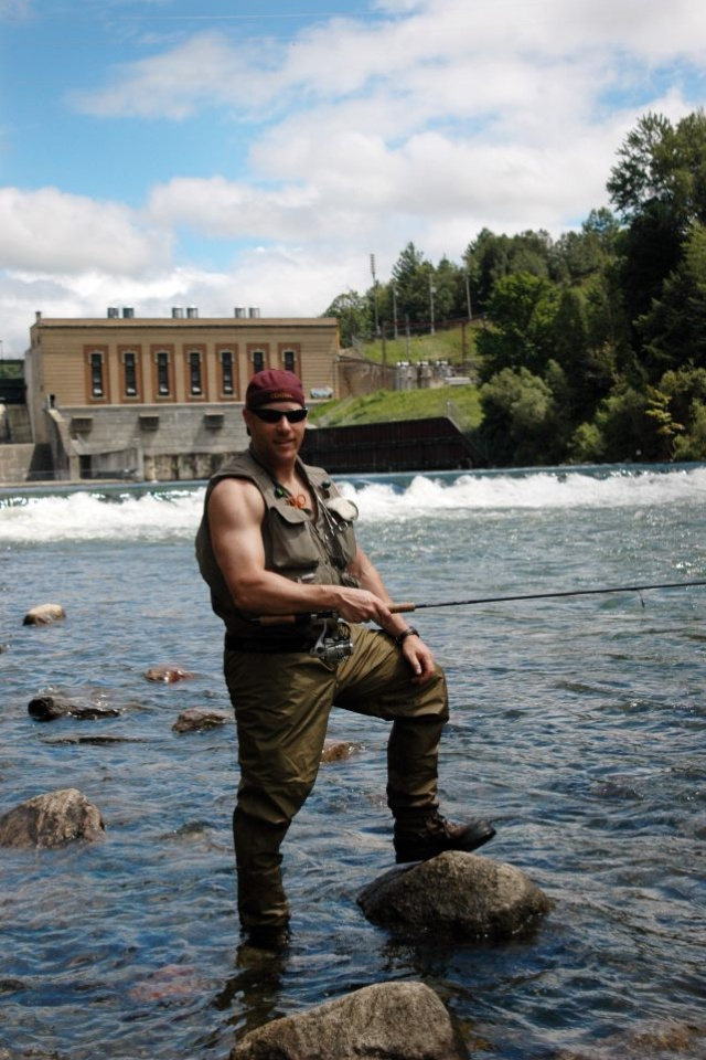 1000 images about country boy fishing michigan style on for Tippy dam fishing