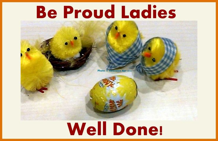 The ladies have been working hard preparing all the #eastereggs