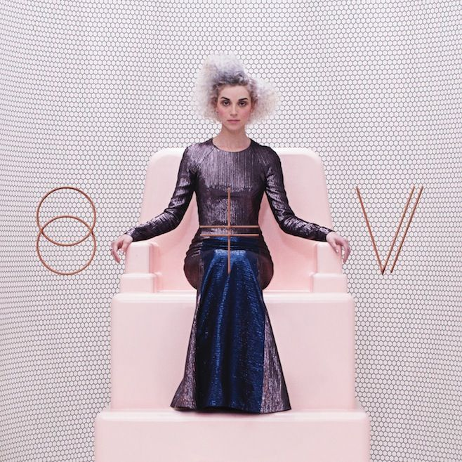 'St. Vincent' is Annie Clark's tightest, tensest, best set of songs to date.