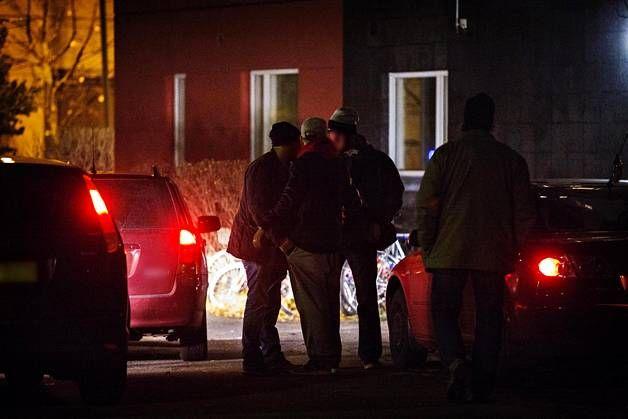 Helsingin poliisin rikosylikomisarion Jukka Paasion mukaan metamfetamiinin lisääntyminen näkyy katukuvassa. Kuva on Helsingistä lokakuulta, jolloin HS seurasi huumepoliisin työtä.