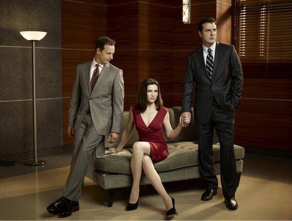 One man will win over The Good Wife  The Good Wife season finale tonight on CBS at 9 pm. (April 28, 2013)  Who will win the love of the Good wife?  That is the question...  http://www.facebook.com/TheGoodWife?