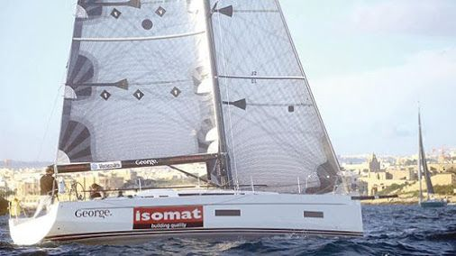 ISOMAT Unica has done it again! We are really happy to congratulate again our distributor in Malta, JMV and the great crew of ISOMAT Unica for winning a great sailing race at the Citadel Insurance plc Marzamemi Weekend Regatta. This was the first offshore race in the Royal Malta Yacht Club calendar for the season!