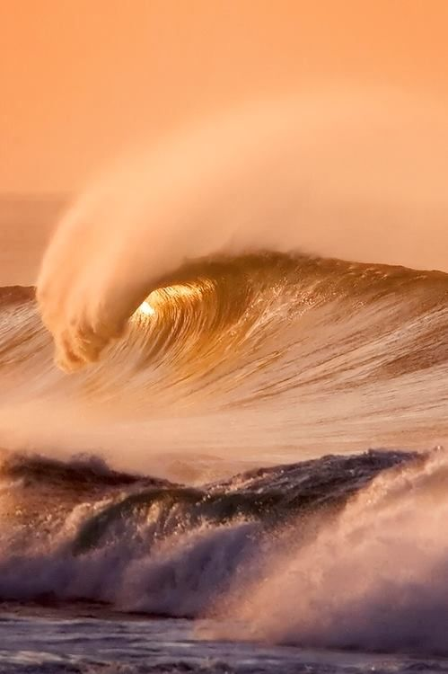 Rye Ocean waves ~ Mornington Peninsula National Park, Melbourne, Australia