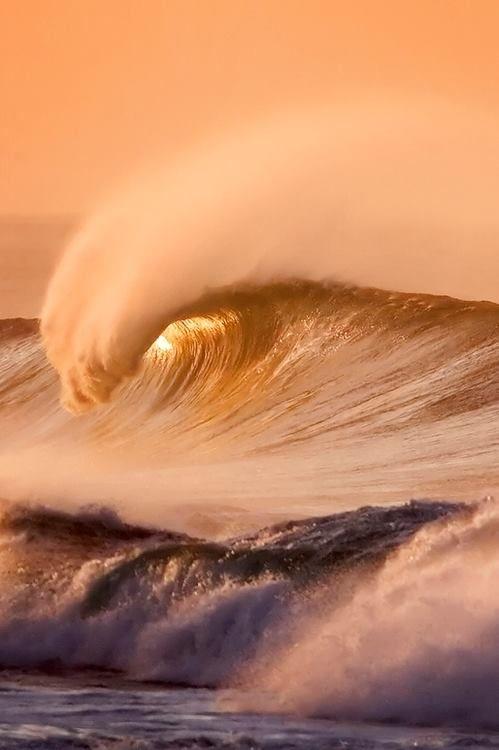 Rye Ocean waves ~ Mornington Peninsula National Park, Melbourne, Australia