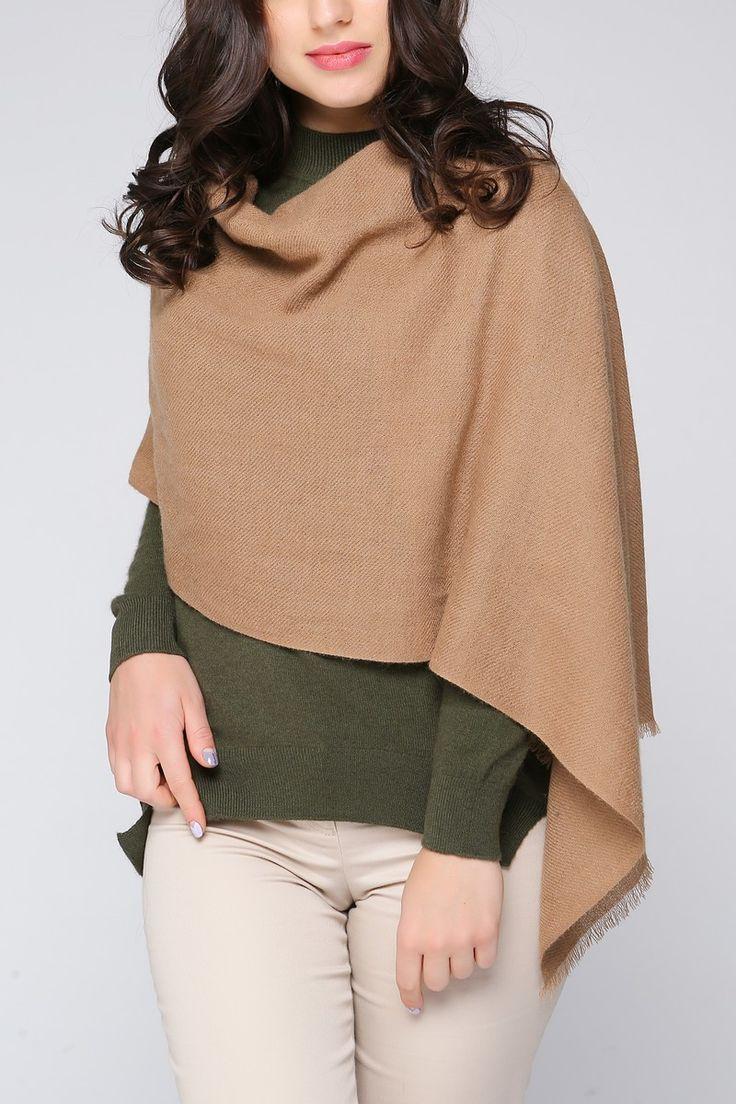 Шарф из верблюжьего пуха, camel scarf