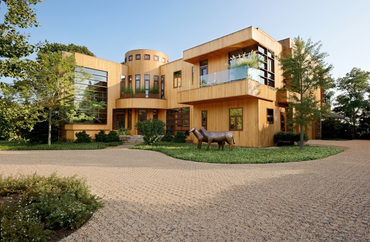 Totally sustainable house
