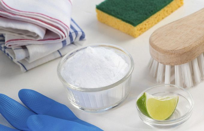 Check out these amazing ways to use Bicarbonate of Soda to clean your home. From the kitchen to the bathroom, this multi-tasking powder can do it all.