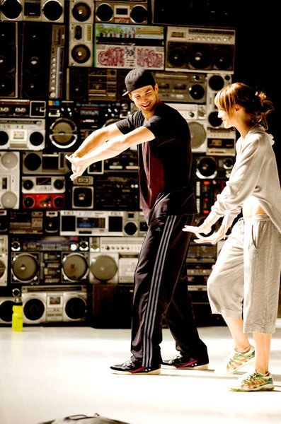 Rick Malambri  Sharni Vinson in Step Up 3D