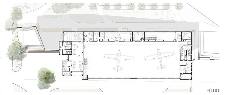 Paradive,Ground Floor Plan