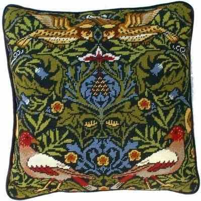 William Morris Bird Tapestry Kit - Bothy Threads