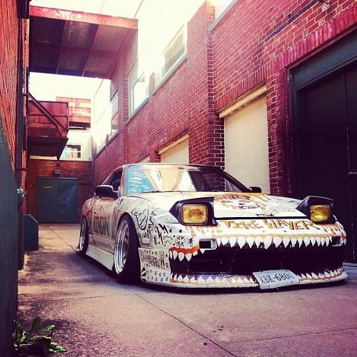 Beastly S13 - Bionic Goodies Got #JDM? Share on our board or join the #Rvinyl Google+ Community https://plus.google.com/u/0/b/110701431422910839426/communities/118154416805893578837