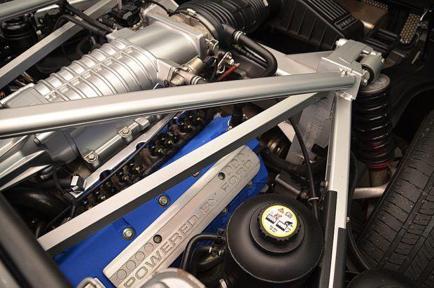6K-Mile 2006 Ford GT
