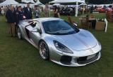 1 million ATS GT supercar revealed at Salon Prive car show :  The new Automobili Turismo e Sport GT supercar has made its public debut at Salon Prive housing a 3.8-litre twin-turbo V8 engine and carrying a price tag of $1150000 (1059000 approx). Only 12 units will be built - a fact reflected by the size of that seven-figure price tag.  ATS is withholding the name of the engine supplier for now and remains coy over its maximum power output - the car is currently capable of producing around…