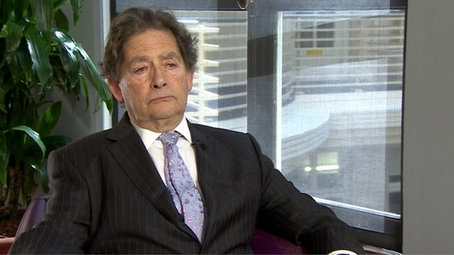 "Lord Lawson - Thatcher's Chancellor who presided over the ""Big Bang,"" the economic boom that really put Britain back on the map, and the most successful chancellor since the post war period, discusses the economic disadvantages of the EU, naming regulation and government interest. Lawson calls for the UK to leave the EU, saying that it has become a federalist government rather than an economic community."