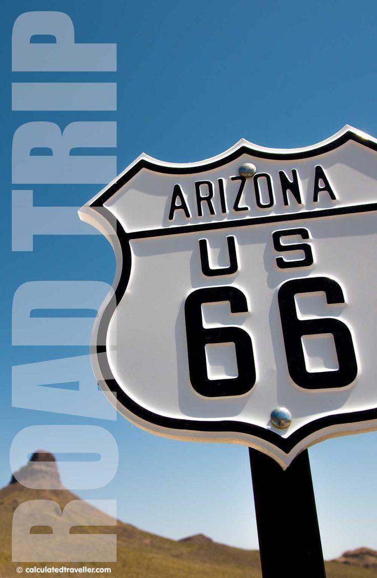 An Arizona Road Trip Adventure along Route
