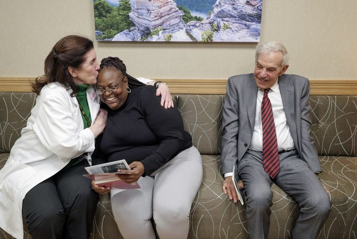'She's pretty special:' Defying odds, the D.C. area's first heart transplant patient is still alive 30 years later http://wapo.st/2izJbJX