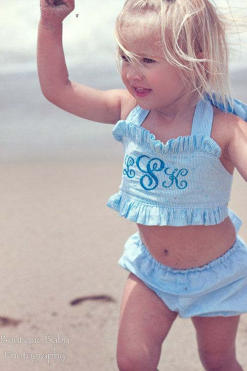: Little Girls, Future Daughters, Southern Charms, Swimsuits, Future Baby, Baby Girls, Future Kids, Bath Suits, Beaches Baby