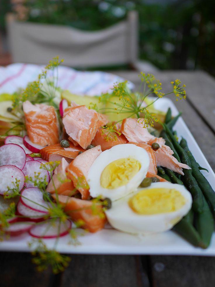 Les 25 meilleures idées de la catégorie Salade niçoise sur ...