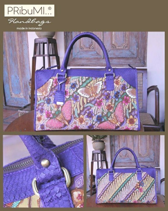 This borneo batik bag by pribumi is sooooo beautiful... One of my fav...