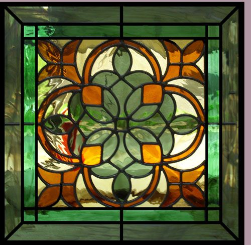Restaurant, Bar & Pub Stained Glass - Scottish Stained Glass