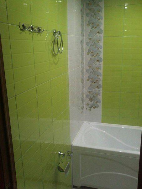 Ванная комната в панельном доме 1,5 на 2м (эконом версия)