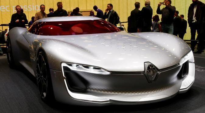 Renault Trezor, Mobil Futuristik yang Super Keren    Renault Trezor, Mobil Futuristik yang Super Keren     Renault Trezor, Mobil Futuristi...