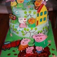 Torte compleanno Bimbi   LE MILLE MERAVIGLIE