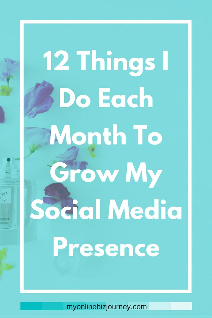 Grow Your Social Media Presence : 76% my traffic this year has come from social…