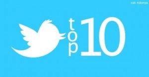 10 Orang Dengan Follower Terbanyak Di Twitter