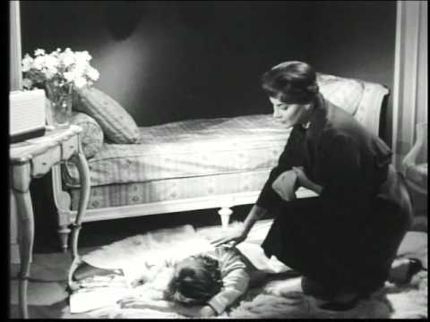"Images from the film LES YEUX SANS VISAGE (a.k.a. EYES WITHOUT A FACE) directed by Georges Franju.   Music: ""Hunter"" from the album ""Third"" by Portishead"
