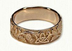anillos de bodas celta - Buscar con Google