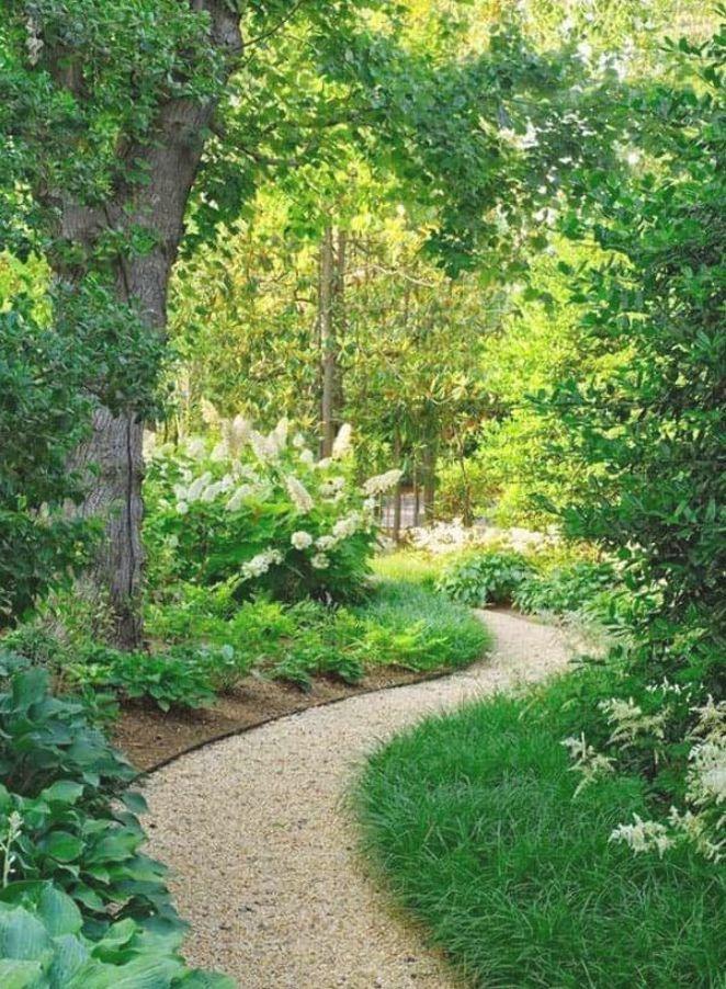 Pin By Lauren Harding On Outdoors Garden Paths Natural Garden Garden Design