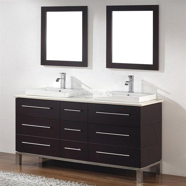 65 best bathroom inspiration images on pinterest - Discount bathroom vanities chicago ...