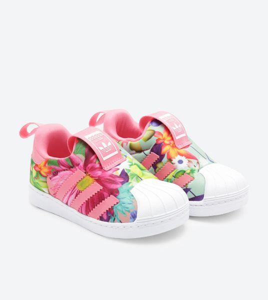 Adidas Originals | Superstar 360 Infant Sneakers | 6TH