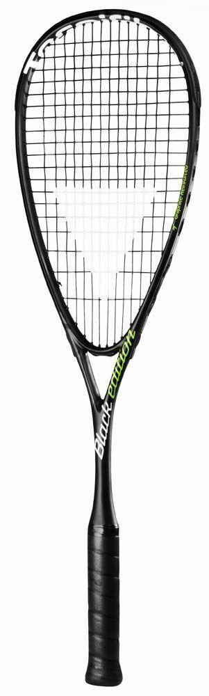 Squash 62166: Tecnifibre Black Edition Squash Racket BUY IT NOW ONLY: $77.67