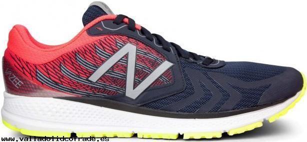 New Balance Vazee Pace V2 Hombre Zapatos para correr (azul / rojo) EU 43