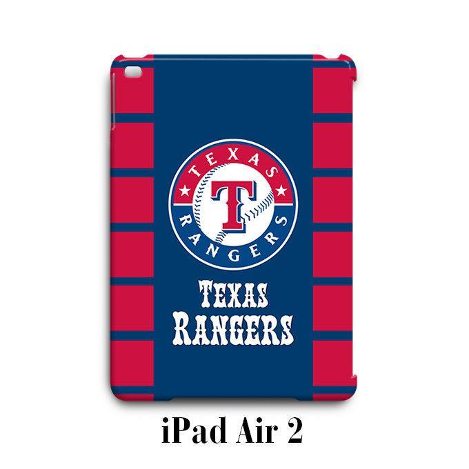 Texas Rangers iPad Air 2 Case Cover Wrap Around