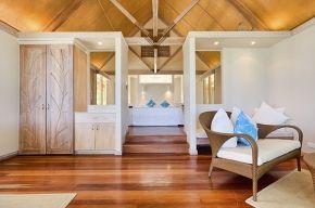 Little Polynesian Resort - Over the Beach Are (Bungalow) #littlepolynesian #pacificresort #rarotonga #CookIslands