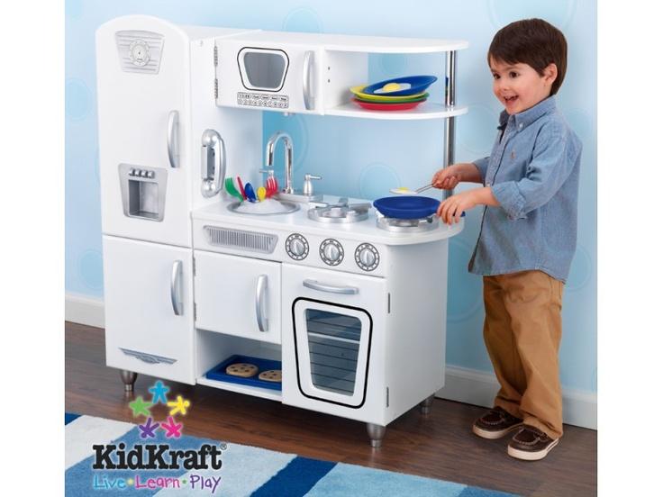 Otroška Bela Vintage Kuhinja Kidkraft Več na www.staskka