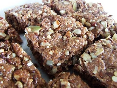 thermomix nutty milo slice