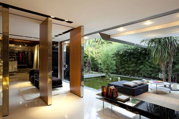 H.2 Residence by 314 Architecture Studio 8 Sleek Greek H.2 Residence Adjoining Three Families