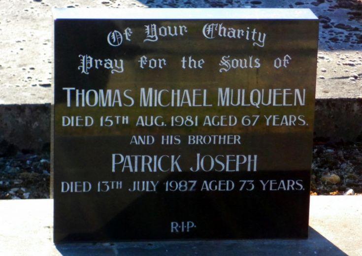 Thomas Michael Mulqueen