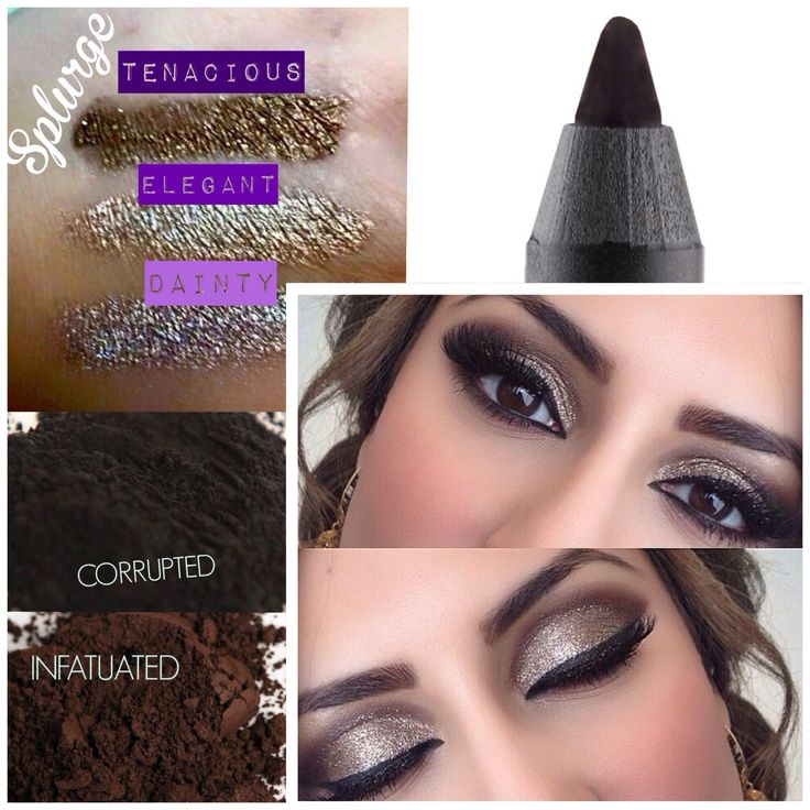 Love love love this look!! YOUNIQUE solurge cream eyeshadow with pigment eyeshadows of Corrupted and Infatuated with the Perfect eyeliner and 3DFiberlash! https://www.youniqueproducts.com/DanielleDominguez/business