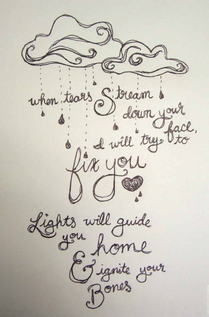Quotes With Drawings 10 Best Lyric Drawings Images On Pinterest  Lyric Drawings Music