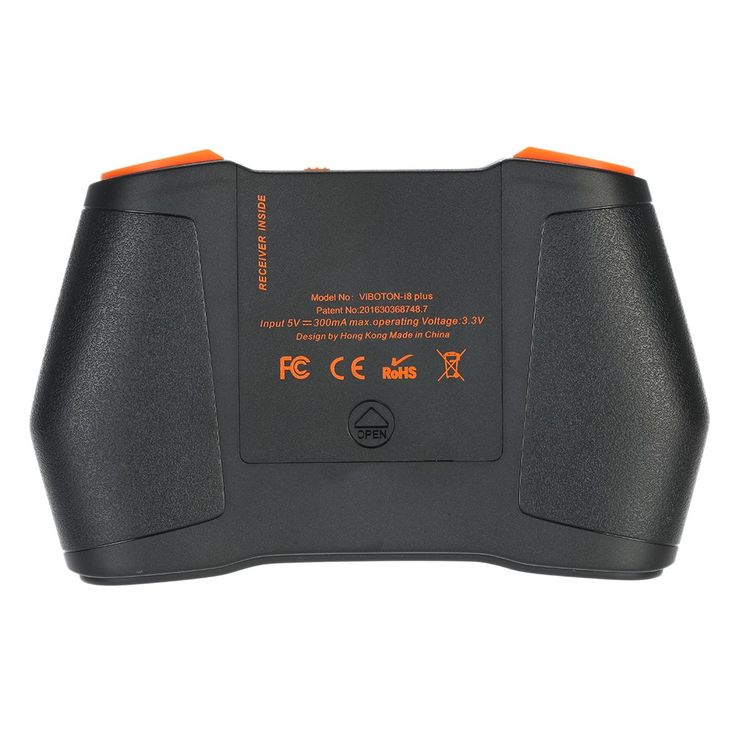 Only US$16.95, VIBOTON I8plus 2.4G Multimedia Handheld Mini Wireless Keyboard - Tomtop.com